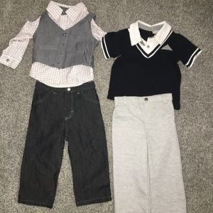 *Final Price* Wendy Bellissimo 24 Month Outfits